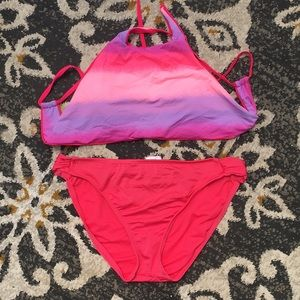 Hot Pink Mossimo Bikini Set
